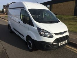 huur vw crafter l2h2